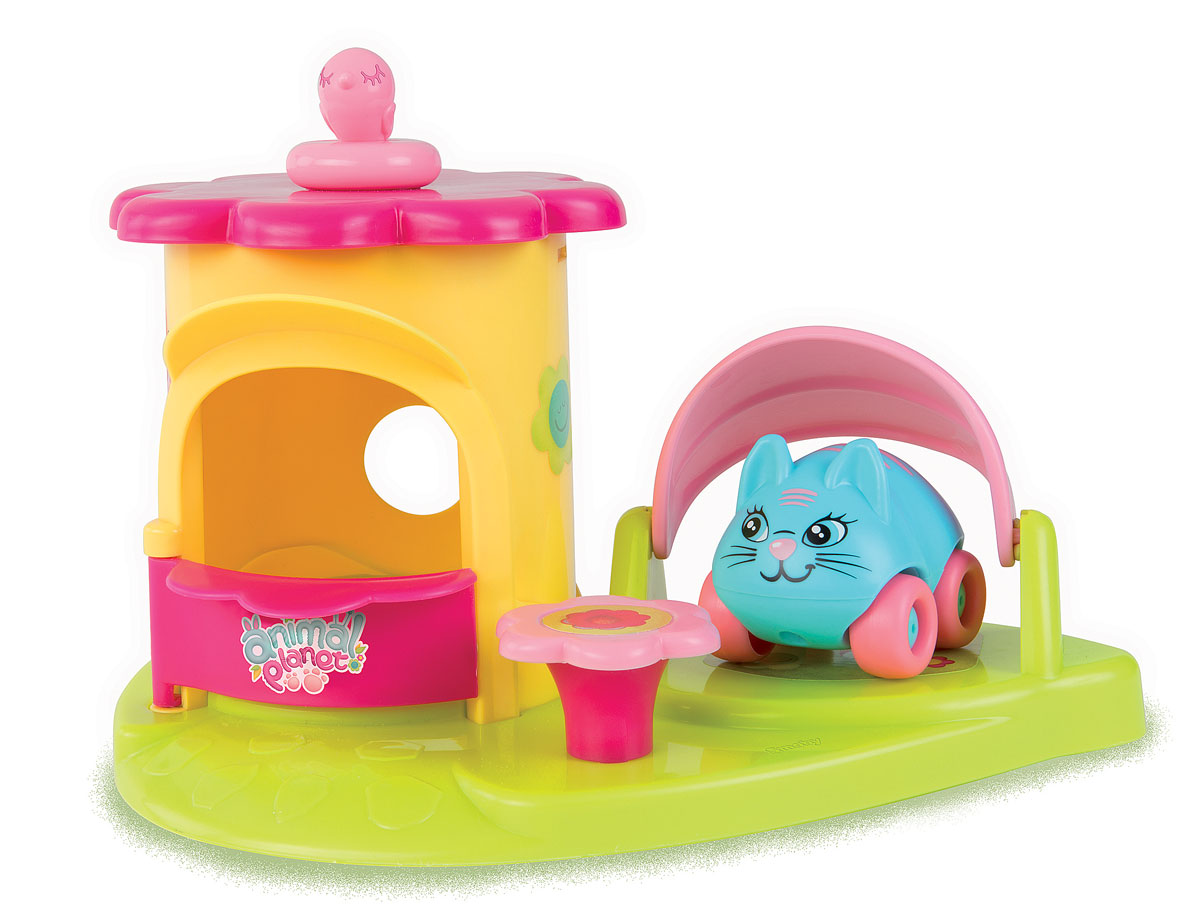 Smoby Игровой набор Animal Planet Кошечка