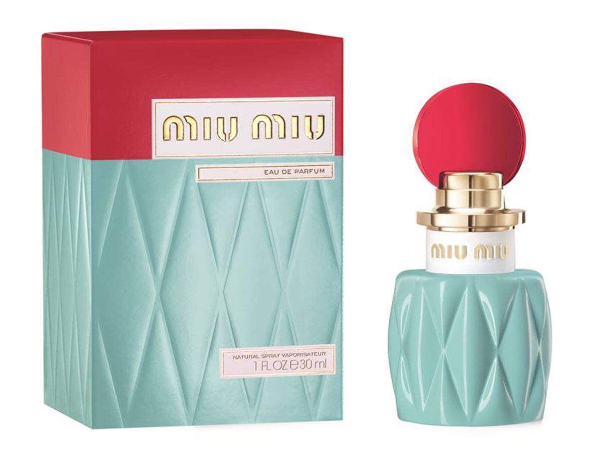 MIU MIU парфюмированная вода, женская, 30 мл5010777139655Цветочные. Жасмин, роза, ландыш, зеленые ноты пачули, перец.