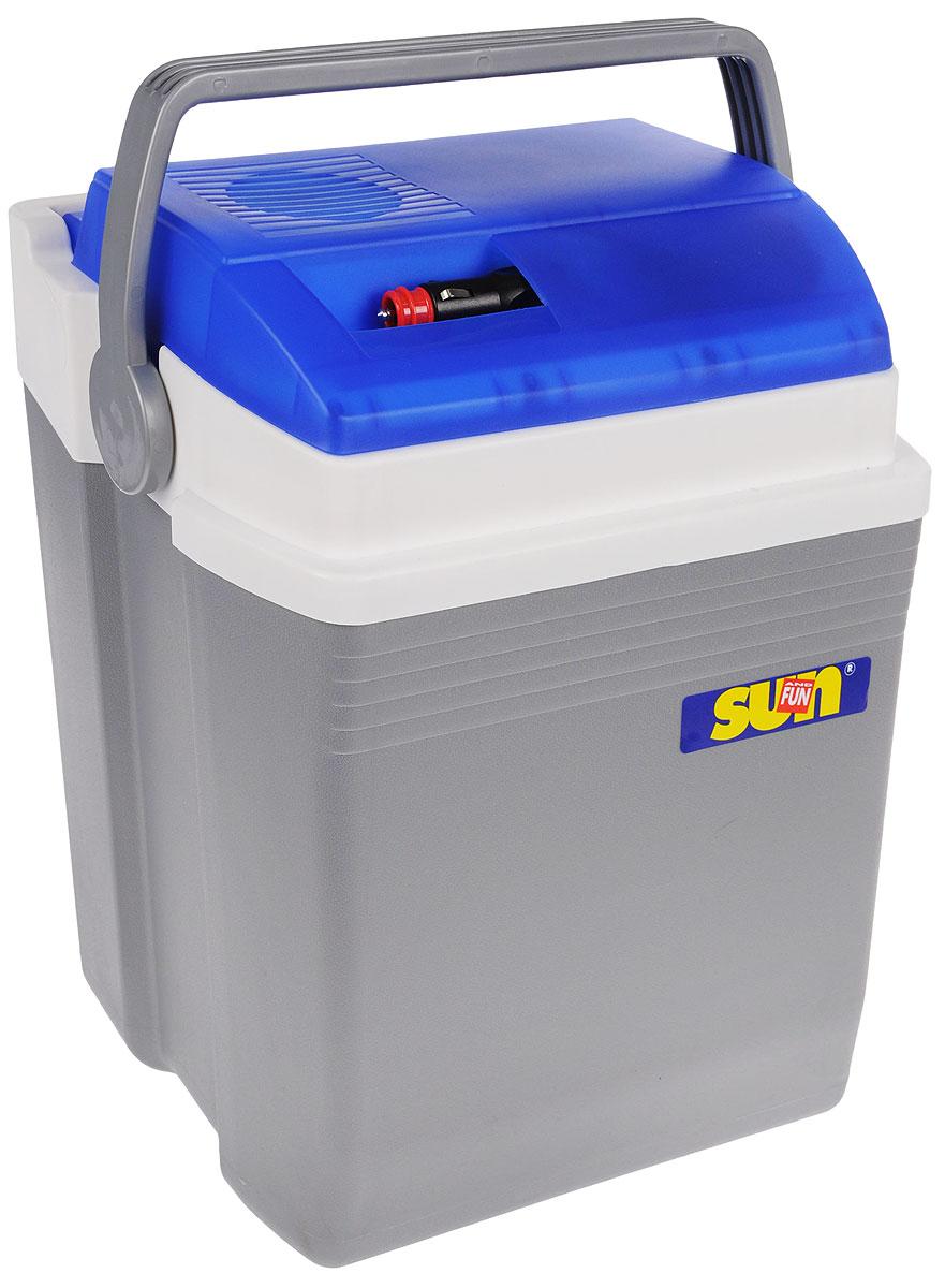 Термоэлектрический контейнер охлаждения Ezetil