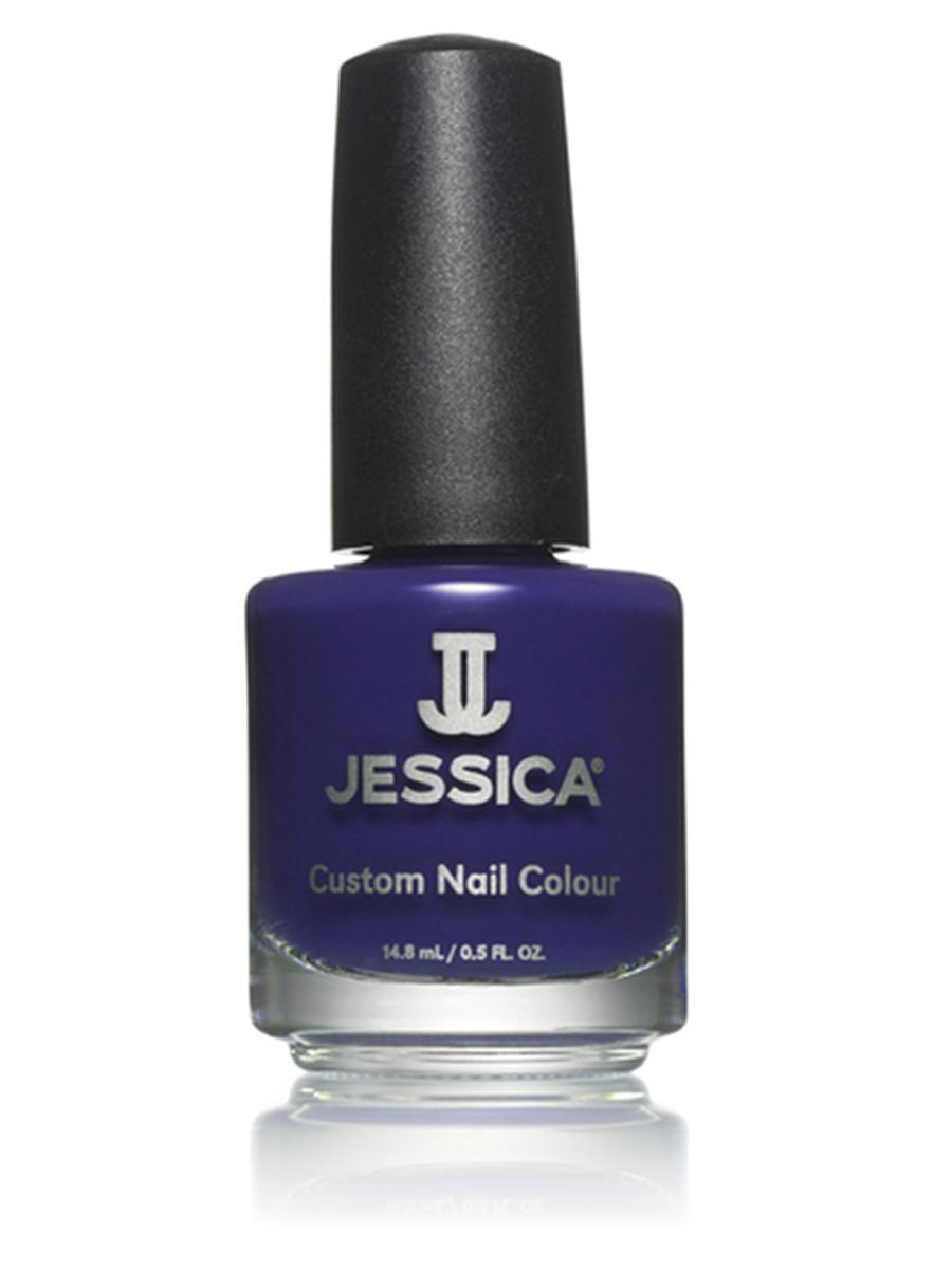 Jessica Лак для ногтей №897 Blue Harlem 14,8 мл08-1210Лаки JESSICA содержат витамины A, Д и Е, обеспечивают дополнительную защиту ногтей и усиливают терапевтическое воздействие базовых средств и средств-корректоров.