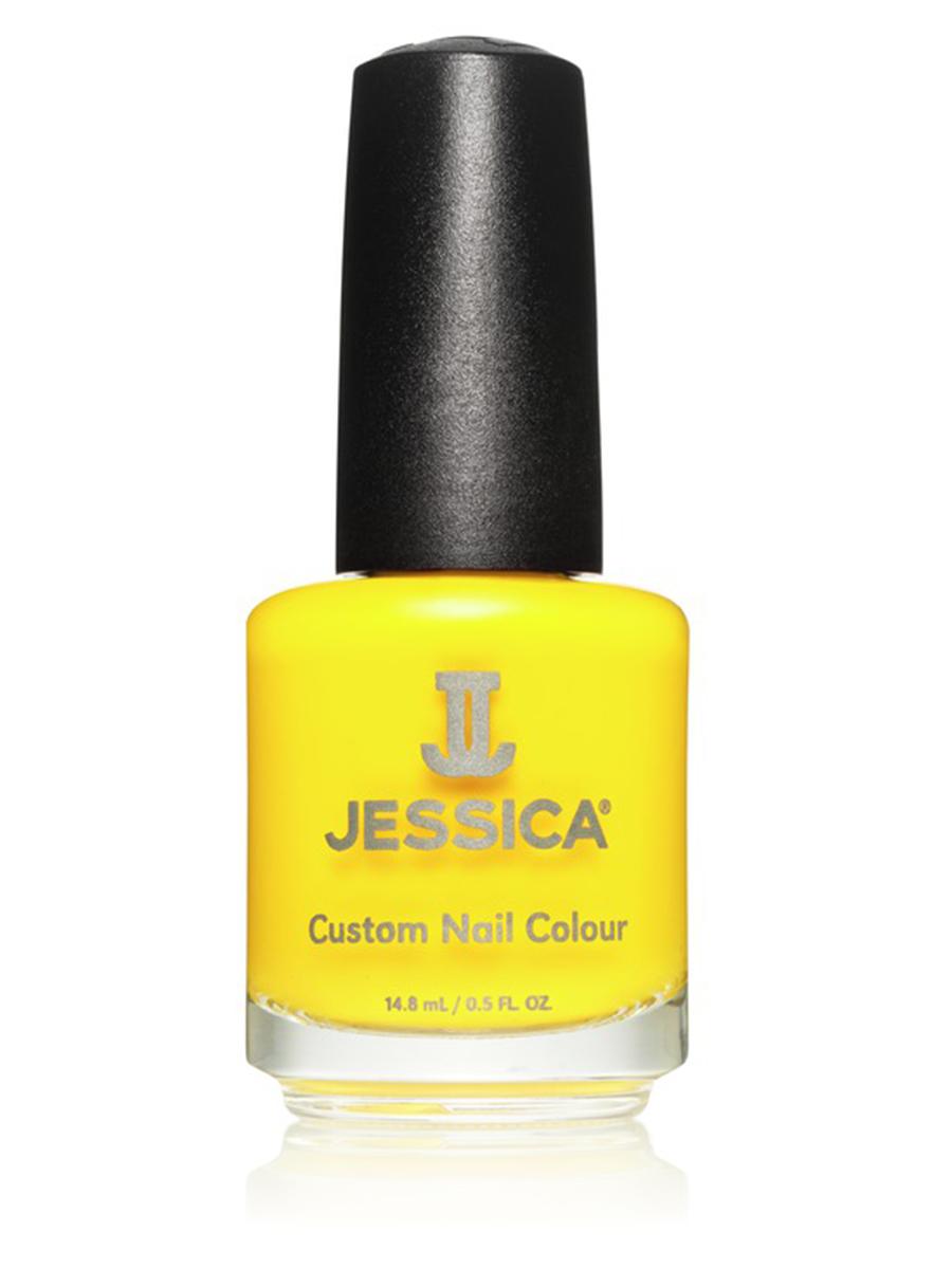 Jessica Лак для ногтей №788 Yellow Lightening 14,8 мл77889Лаки JESSICA содержат витамины A, Д и Е, обеспечивают дополнительную защиту ногтей и усиливают терапевтическое воздействие базовых средств и средств-корректоров.