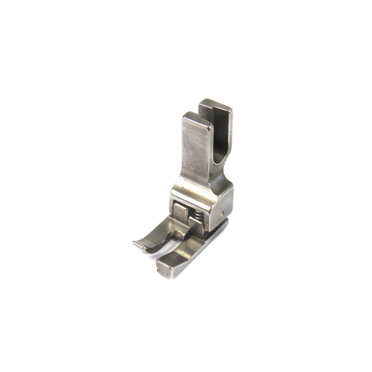 Лапка для швейной машины Bestex, правая, для отстрочки края материалов, 2 ммVAX 01 (2) Kit ЭкстраЛапка для швейной машины Bestex изготовлена из металла. Изделие используется для отстрочки края материалов. Подходит для большинства современных бытовых швейных машин.