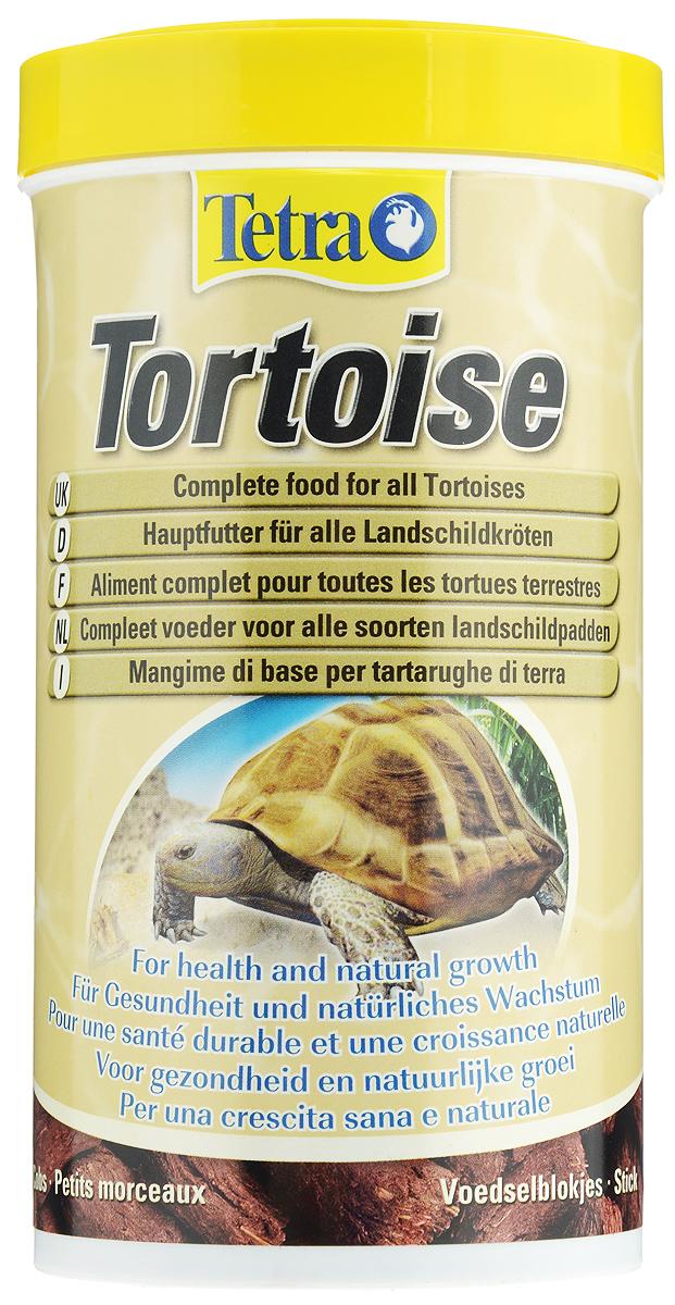 Корм Tetra Tortoise для сухопутных черепах, 500 мл (100 г)0120710Корм Tetra Tortoise – основной корм для сухопутных черепах.Кормовая смесь представляет собой полноценный сбалансированный рацион, содержащий в своем составе необходимые для рептилий питательные вещества и способствующий здоровому развитию и интенсивному росту рептилий. Комплекс витаминов и минералов укрепляет иммунитет, а оптимально подобранное сочетание протеинов, балластных веществ, кальция и фосфора укрепляет кости и панцирь питомца. Корм идеален для содержания рептилий любого возраста. Рекомендации по кормлению:кормить несколько раз в день небольшими порциями.Товар сертифицирован.