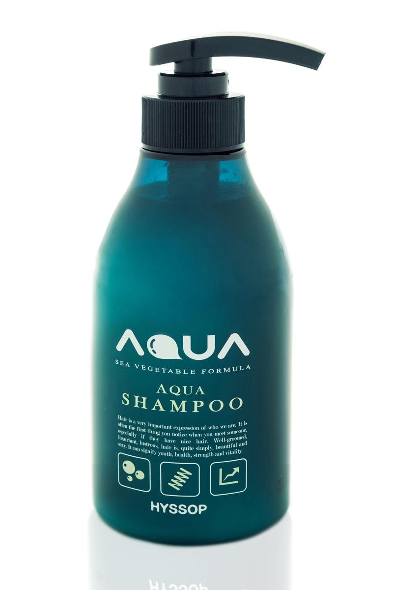 Aqua Шампунь питательный Hyssop, 400 мл60540Шампунь для волос на основе морских водорослей и минералов. Экстракты морских водорослей, хлореллы и спирулины активно увлажняют волосы, предотвращают ломкость и тусклость. Морская вода иналичие 60 магний-содержащих минералов восстанавливают слабые волосы и поддерживают баланс влаги. Подходит для всех типов волос.На основе морских водорослейChlorella, Spirulina, Anthocyaninи органическогоэкстракта синего зверобоя (hyssop organic extract). Стимулирует, увлажняет, питает и защищает волосы от ежедневных стрессов. Содержит 60 морских минералов. Кислотный pH (идеален для окрашенных волос).