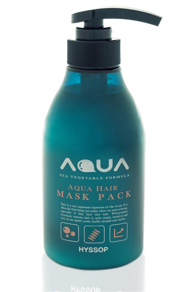 Aqua Маска питательный Hyssop, 400 мл66002Маска для волос на основе морских водорослей и минералов класса люкс. Интенсивно увлажняет и восстанавливает волосы, устраняет ломкость. Защищает волосы от негативного воздействия окружающей среды, придает им силу и эластичность. Способствует более длительному сохранению цвета ваших волос.На основе морских водорослейChlorella, Spirulina, Anthocyaninи органическогоэкстракта синего зверобоя (hyssop organic extract). Питает и восстанавливает структуру волос. Повышает упругость и облегчает моделирование прически. Стимулирует, увлажняет, питает и защищает волосы от ежедневных стрессов. Содержит 60 морских минералов. Кислотный pH (идеален для окрашенных волос).