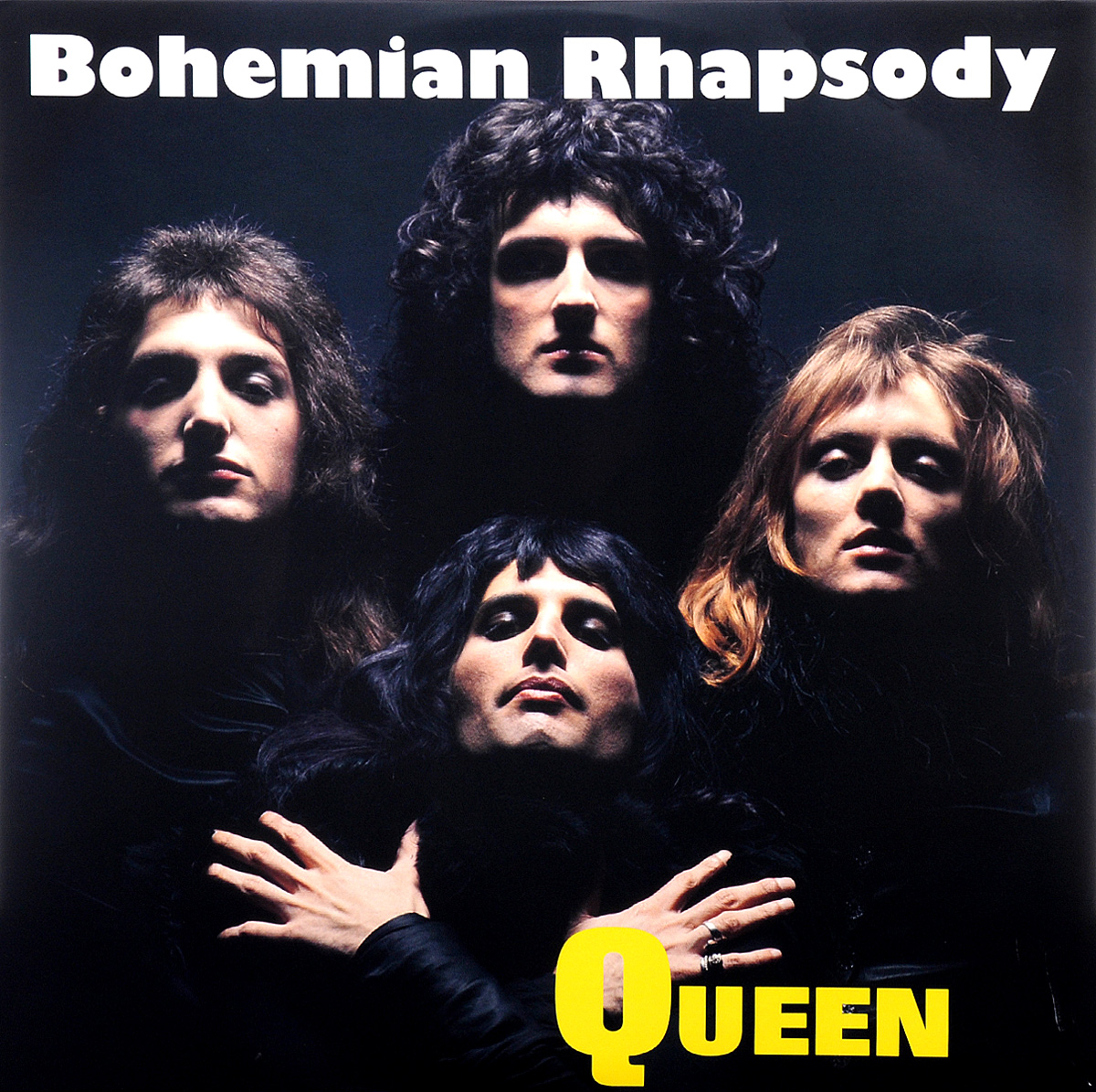 Queen Queen. Bohemian Rhapsody (LP) hoche productions