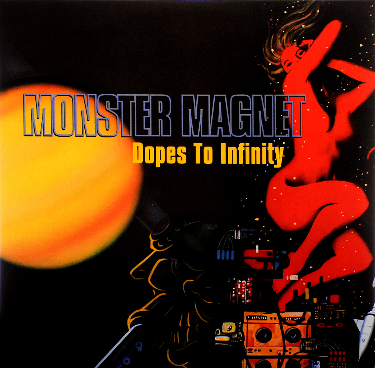 Monster Magnet Monster Magnet. Dopes To Infinity (2 LP) monster magnet monster magnet god says no 2 lp