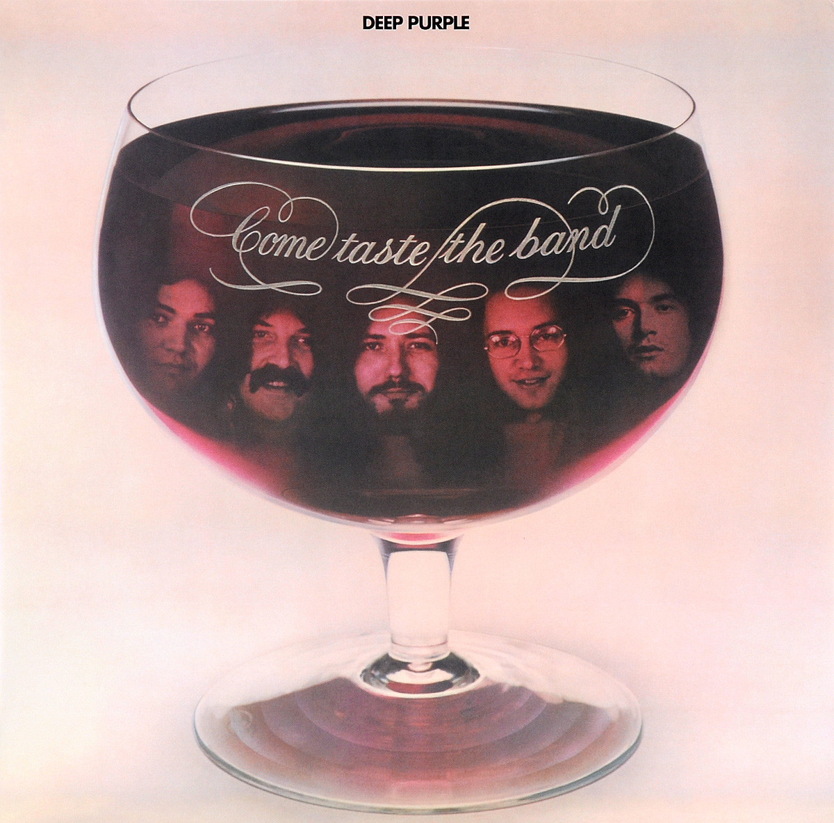Deep Purple Deep Purple. Come Taste The Band (LP) purple rain lp cd