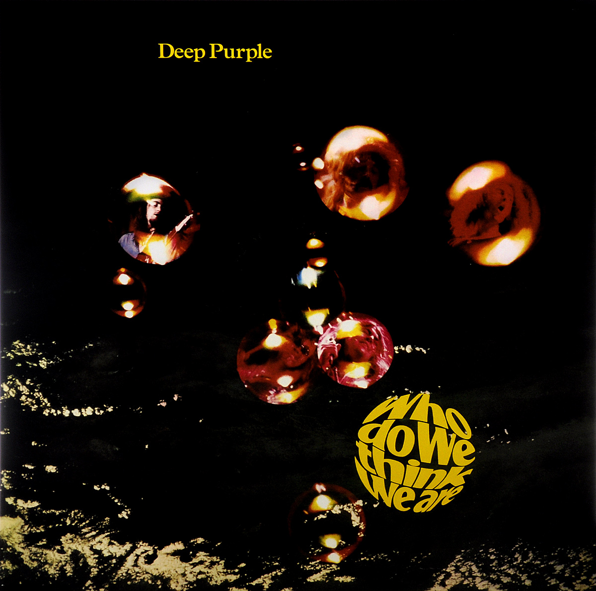 Deep Purple Deep Purple. Who Do We Think We Are (LP)