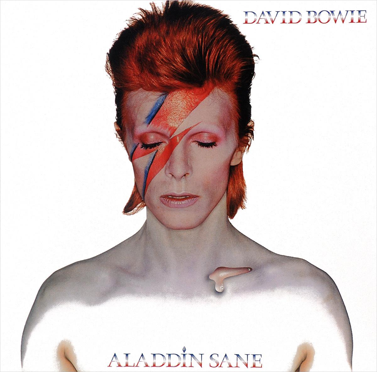 Дэвид Боуи David Bowie. Aladdin Sane (LP) aladdin