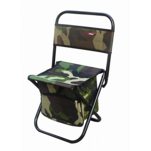 Стул туристический IRIT, цвет: зеленый. IRG-50295797-366-00Стул туристический, складной с сумкойIRG-502Размер: 34.5х27х58 смДопустимая нагрузка: 100 кг Материал: полиэстер 600D, диаметр трубки:16ммСтул комплектуется сумкой, которая находится под сиденьем, и ручками для переноски, а конструкция ножек позволяет использовать стул на любых «проблемных» поверхностях (песок, неровная земля и т.д.).