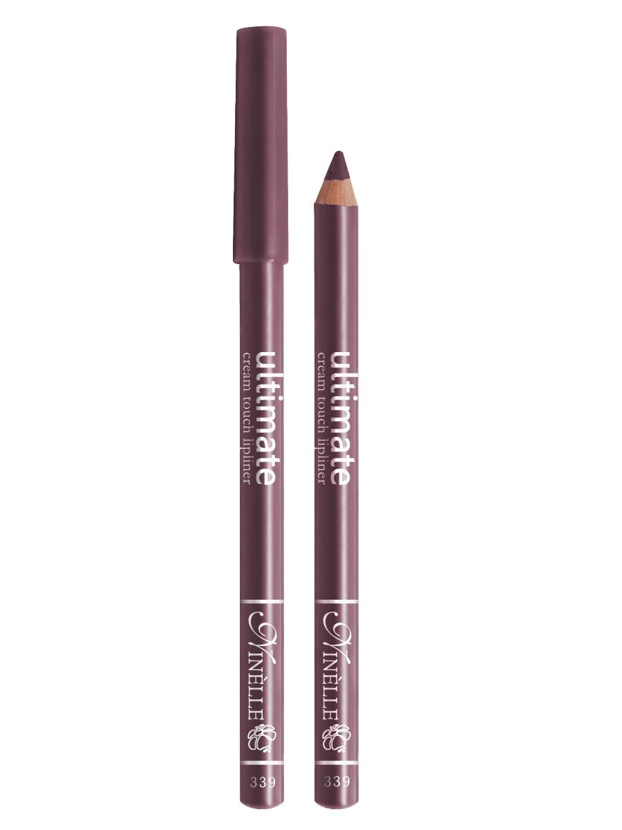 Ninelle Карандаш для губ Ultimate №339, 1,5 гBmaPU001Мягкий карандаш для создания идеального контура губ. Контурный карандаш с приятной, кремовой текстурой обогащен маслами и восками, смягчающими и питающими губы. Карандаш очень долго держится на губах. Позволяет моделировать контур губ, повышает стойкость губной помады или блеска, может наноситься на всю поверхность губ вместо помады. Предотвращает растекание помады или блеска.