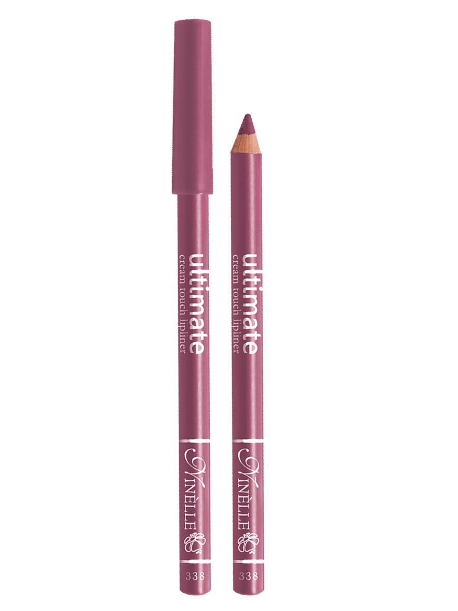 Ninelle Карандаш для губ Ultimate №338, 1,5 гSatin Hair 7 BR730MNМягкий карандаш для создания идеального контура губ. Контурный карандаш с приятной, кремовой текстурой обогащен маслами и восками, смягчающими и питающими губы. Карандаш очень долго держится на губах. Позволяет моделировать контур губ, повышает стойкость губной помады или блеска, может наноситься на всю поверхность губ вместо помады. Предотвращает растекание помады или блеска.