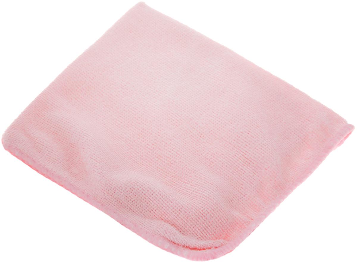 Салфетка для уборки Home Queen, цвет: розовый, 30 х 30 смK100Салфетка Home Queen, изготовленная из полиамида и полиэфира, предназначена для очищения загрязнений на любых поверхностях. Изделие обладает высокой износоустойчивостью и рассчитано на многократное использование, легко моется в теплой воде с мягкими чистящими средствами. Супервпитывающая салфетка не оставляет разводов и ворсинок, идеальна для стеклянных и блестящих поверхностей, удаляет большинство жирных и маслянистых загрязнений без использования химических средств. Не царапает поверхность и впитывает гораздо больше воды, чем обычная ткань. Подходит для сухой и влажной уборки. Материал: 30% полиамид, 70% полиэфир.