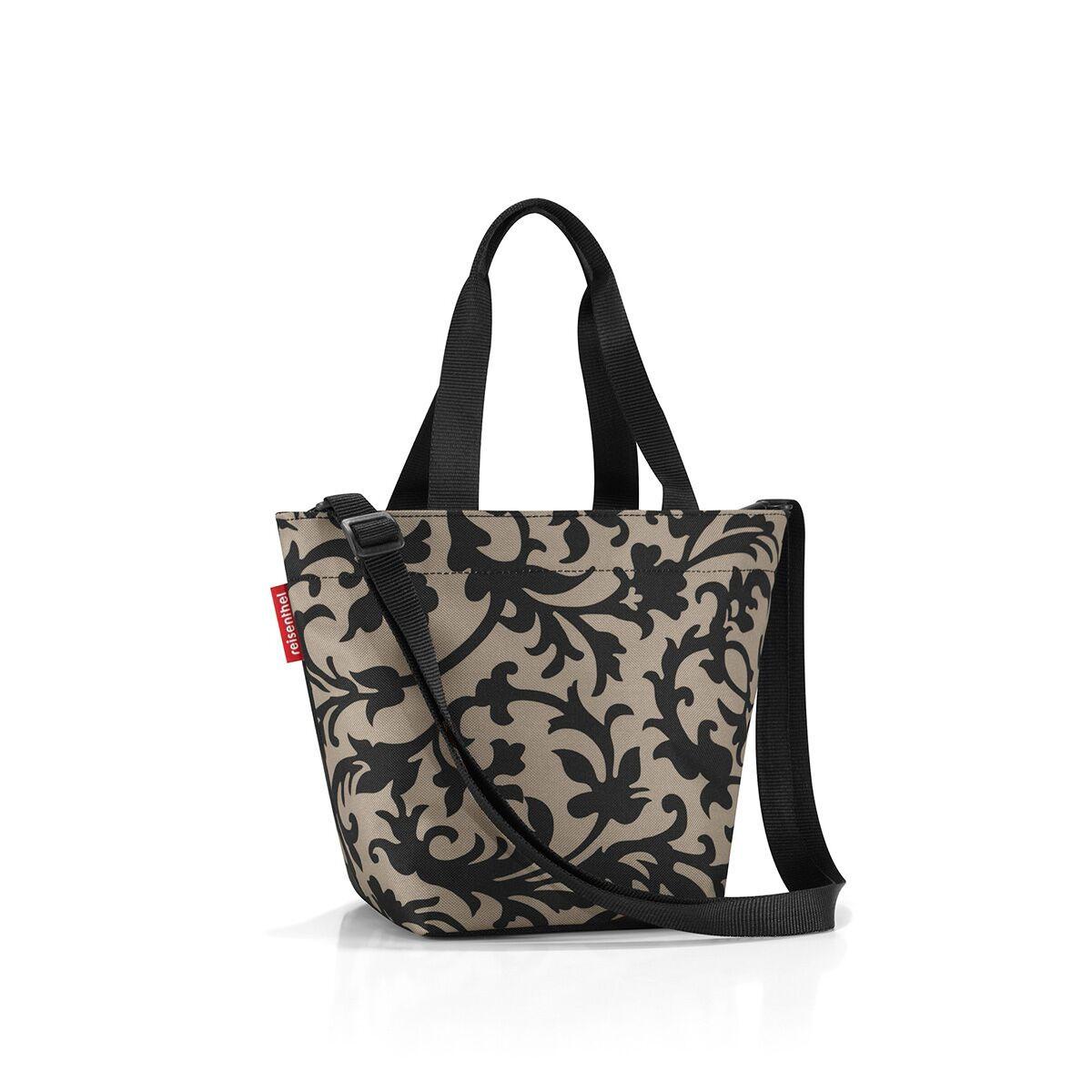 Сумка-шоппер женская Reisenthel, цвет: бежевый. ZR7027747998-101Уменьшенная версия классической сумки. Симпатичная сумка для похода в магазин: широкие удобные лямки распряделяют нагрузку на плече, а объем 4 литра позволяет вместить необходимый батон хлеба, пакет молока и другие вкусности. Застегивается на молнию. Внутри - кармашек на молнии для мелочей. Две ручки плюс ремешок с регулируемой длиной. Специальное уплотненное днище для стабильности. Серия special edition - это лимитированные модели сумок с уникальными принтами. Сочетают расцветки разных коллекций, а также имеют вышивку и аппликацию.