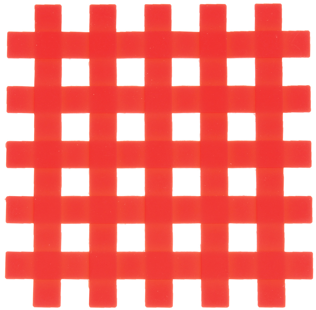 Подставка под горячее Mayer & Boch, силиконовая, цвет: красный, 17 х 17 см115510Подставка под горячее Mayer & Boch изготовлена из силикона и оформлена ввиде сетки. Материал позволяет выдерживать высокиетемпературы и не скользит по поверхности стола.Каждая хозяйка знает, что подставка под горячее - это незаменимый и очень полезныйаксессуар на каждойкухне. Ваш стол будет не только украшен яркой и оригинальной подставкой, но также вы сможете уберечь его от воздействия высокихтемператур.
