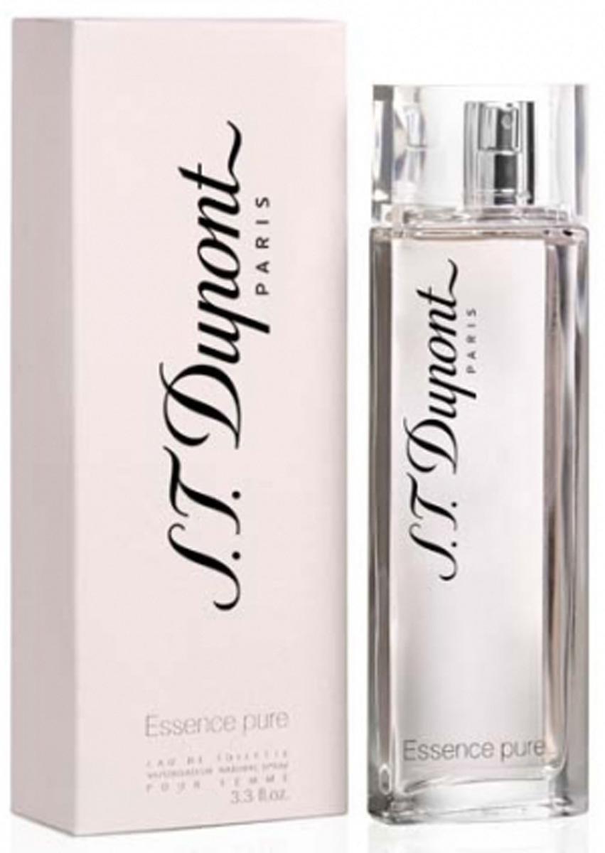 S.T. Dupont Туалетная вода Essence Pure Pour Femme, 30 млGESS-014S.T. Dupont Essence Pure Pour Femme раскрывает сущность своей обладательницы: пленительную красоту, неподражаемую утонченность и потрясающую женственность. В многогранном аромате Essence Pure Pour Femme cвежие ноты бергамота, кардамона и мандарина сочетаются с нежными нотами магнолии, розы и гардении, завершаясь теплым аккордом из амбры и дубового мха.Классификация аромата: древесный, амбровый. Верхние ноты: мандарин, бергамот, кардамон.Ноты сердца: магнолия, роза, гардения.Ноты шлейфа: амбра, дубовый мох.Ключевые слова:Женственный, нежный, неоднозначный, утонченный!Туалетная вода - один из самых популярных видов парфюмерной продукции. Туалетная вода содержит 4-10%парфюмерного экстракта. Главные достоинства данного типа продукции заключаются в доступной цене, разнообразии форматов (как правило, 30, 50, 75, 100 мл), удобстве использования (чаще всего - спрей). Идеальна для дневного использования.Товар сертифицирован.