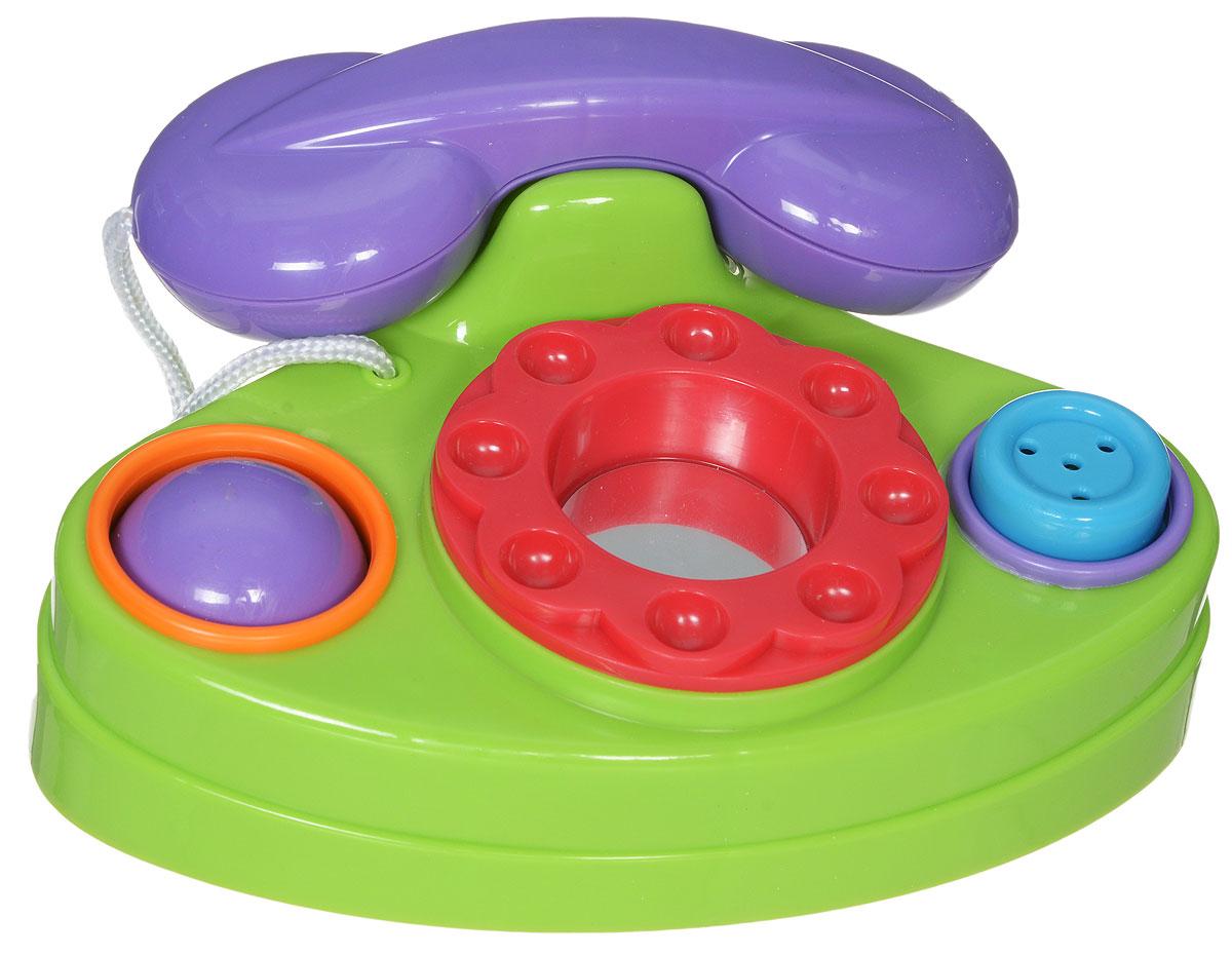 simba развивающая игрушка с молоточком simba Simba Развивающая игрушка Телефон