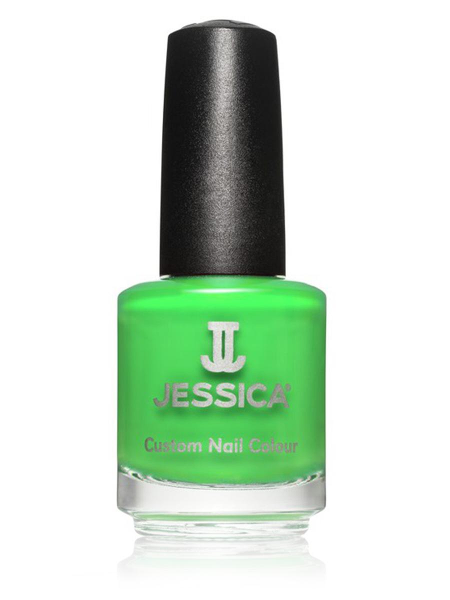 Jessica Лак для ногтей №680 Mint Mojito Green 14,8 мл08-1263Лаки JESSICA содержат витамины A, Д и Е, обеспечивают дополнительную защиту ногтей и усиливают терапевтическое воздействие базовых средств и средств-корректоров.