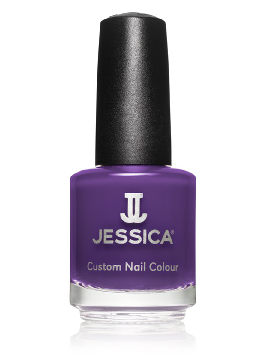 Jessica Лак для ногтей №678 Pretty In Purple 14,8 мл08-978Лаки JESSICA содержат витамины A, Д и Е, обеспечивают дополнительную защиту ногтей и усиливают терапевтическое воздействие базовых средств и средств-корректоров.