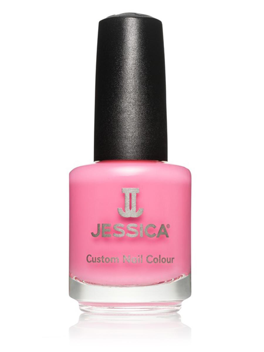 Jessica Лак для ногтей №790 Pink Shockwaves 14,8 мл65501161Лаки JESSICA содержат витамины A, Д и Е, обеспечивают дополнительную защиту ногтей и усиливают терапевтическое воздействие базовых средств и средств-корректоров.