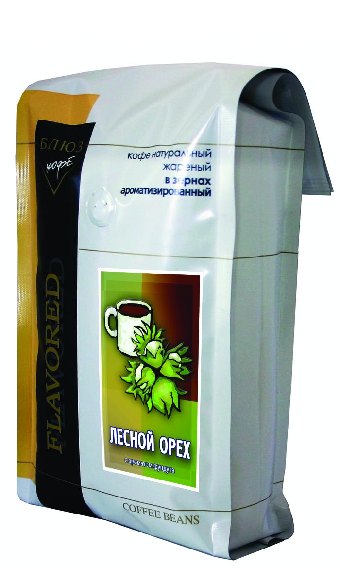 Блюз Ароматизированный Лесной орех кофе в зернах, 1 кг4607099092921Классический десертный сорт ароматизированного кофе Блюз Лесной орех. Имеет полный вкус свежеобжаренного натурального кофе с сильной сладкой нотой фундука, на основе которого создан великолепный ликер Frangelica. Самый сладкий из всех ароматизированных сортов. Прекрасно сочетается с горьким шоколадом или фруктами, а его неподражаемый аромат напоминает вкус дорогих сигар и старого коньяка.