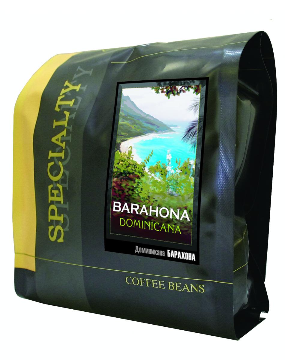 Блюз Доминикана Барахона кофе в зернах, 500 г0120710Кофе Блюз Доминикана Барахона выращивается на высоте более 2,5 км в одноимённой провинции Доминиканской Республики уже четвёртый век. Напиток имеет густой, насыщенный настой. Его вкус - немного острый, с ярко выраженной горчинкой и приятным шоколадным послевкусием. Интригующий аромат с дымком оставит приятное впечатление.