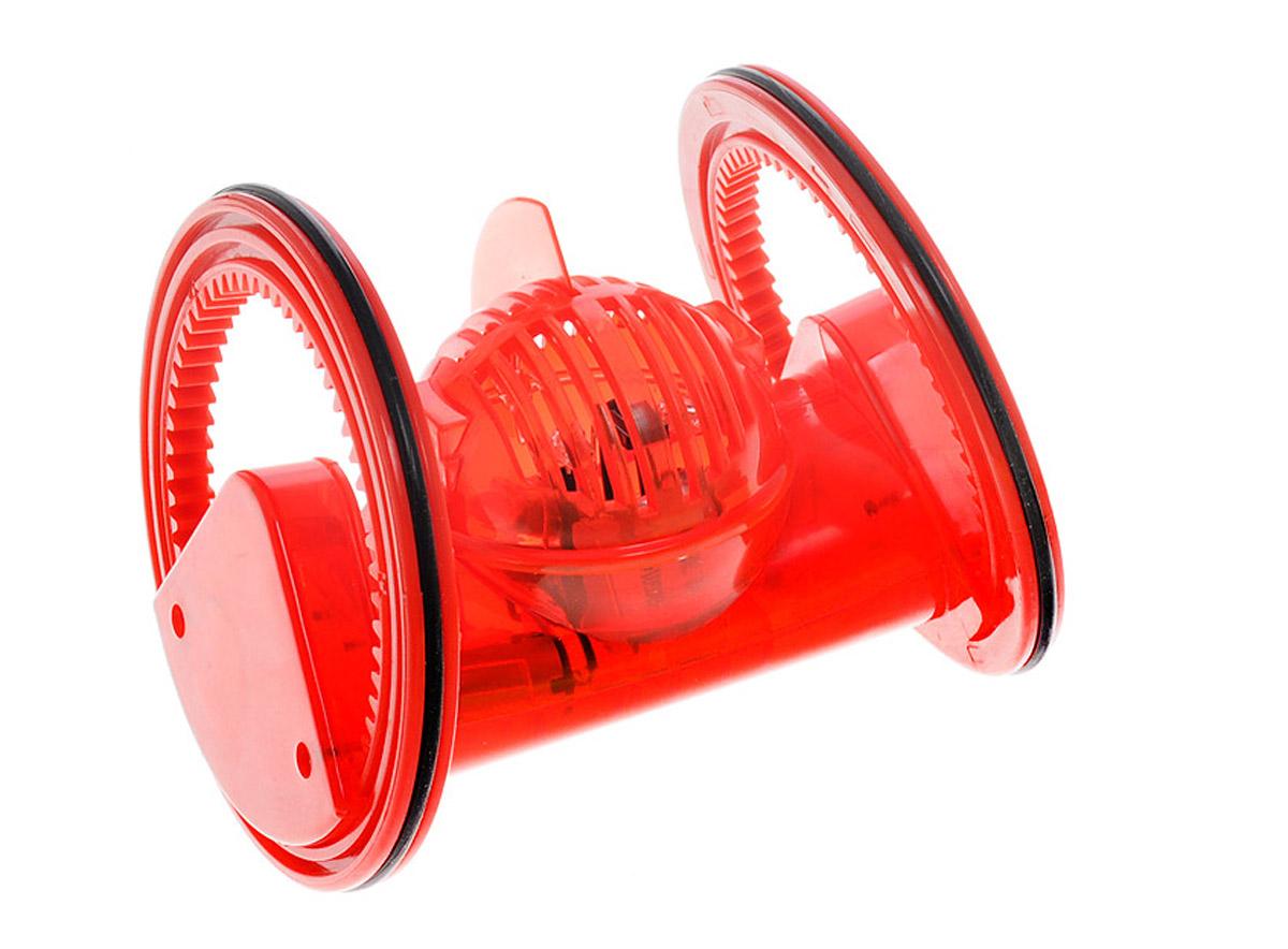 DeskPets Микро-робот на инфракрасном управлении Трекбот цвет красный