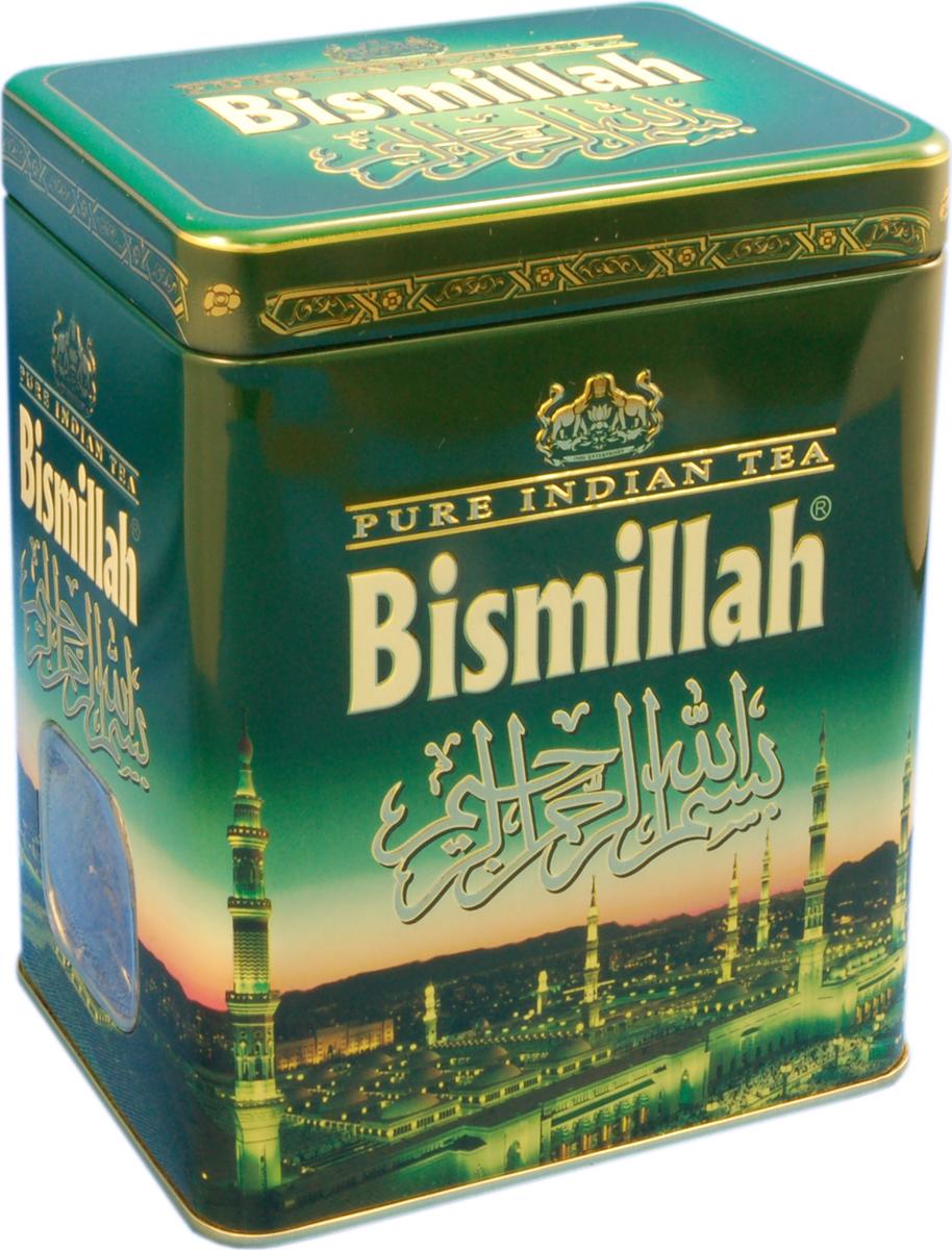 Bismillah Ассам TGFOP черный листовой чай, 300 г (ж/б) 2005 чай ассам хармутти оптом