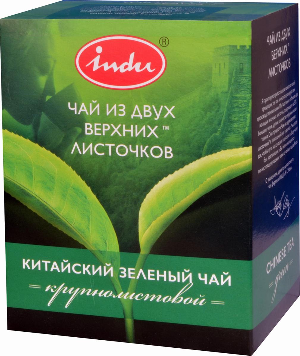 Indu Китайский зеленый листовой чай, 90 г101246История этого зеленого чая такая же древняя, как и сам Китай. Выращенный во влажном климате гор Хуаньшань, он богат эфирными маслами, витаминами и полезными микроэлементами, а его настой по-настоящему освежает и несет пользу.