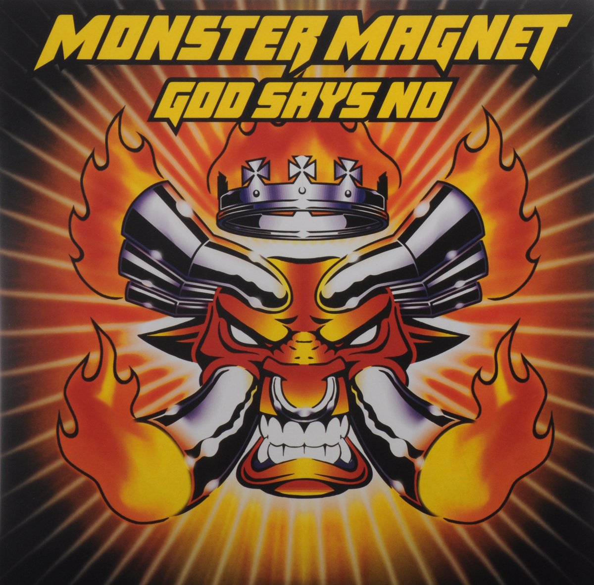 Monster Magnet Monster Magnet. God Says No (2 LP) sara says no