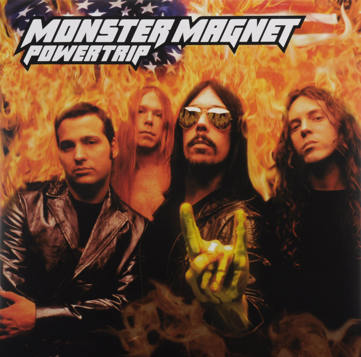 Monster Magnet Monster Magnet. Powertrip (2 LP) rebekka bakken rebekka bakken most personal 2 lp