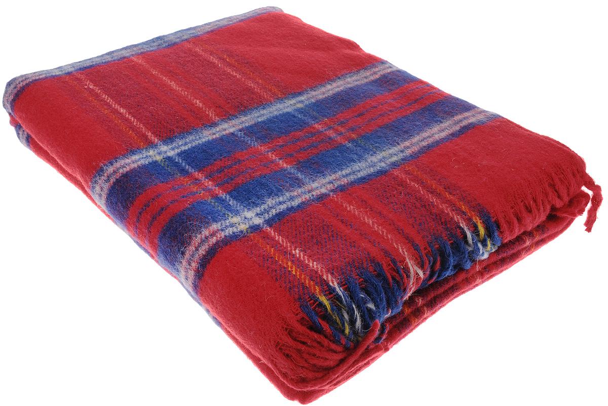 Плед Руно Шотландия, 170 х 200 см1004900000360Мягкий плед Руно Шотландия, выполненный из натуральной кроссбредной овечий шерсти, добавит комнате уюта и согреет в прохладные дни. Удобный размер этого очаровательного изделия позволит использовать его и как одеяло, и как покрывало для кресла или софы. Плед Руно Шотландия украсит интерьер любой комнаты и станет отличным подарком друзьям и близким! Под шерстяным пледом вам никогда не станет жарко или холодно, он помогает поддерживать постоянную температуру тела. Шерсть обладает прекрасной воздухопроницаемостью, она поглощает и нейтрализует вредные вещества и славится своими целебными свойствами. Плед из шерсти станет лучшим лекарством для людей, страдающих ревматизмом, радикулитом, головными и мышечными болями, сердечно-сосудистыми заболеваниями и нарушениями кровообращения. Шерсть не электризуется. Она прочна, износостойка, долговечна. Наконец, шерсть просто приятна на ощупь, ее мягкость и фактура вызывают потрясающие тактильные ощущения!