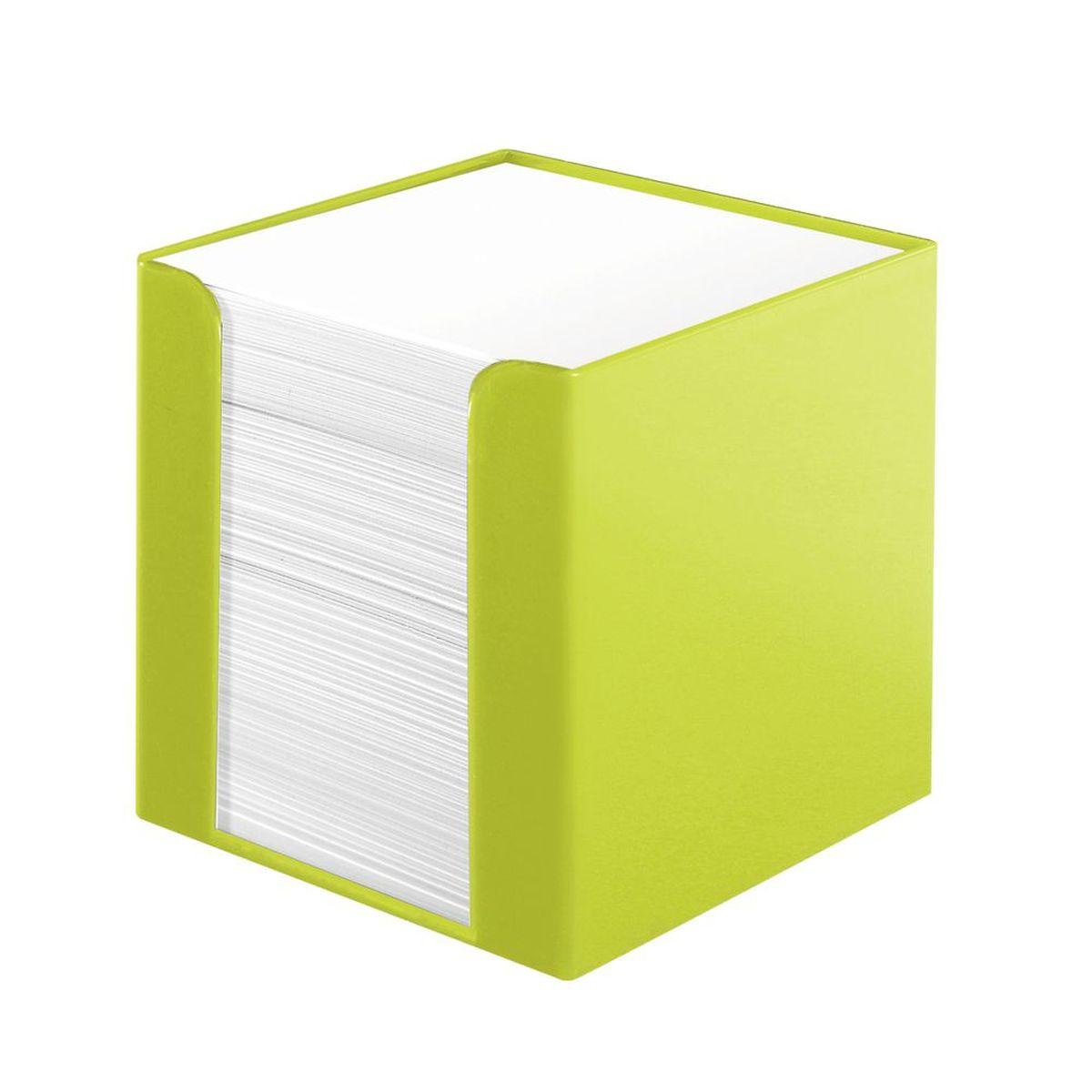 Herlitz Бумага для заметок Colour Blocking цвет подставки лимонный -  Бумага для заметок, стикеры, закладки