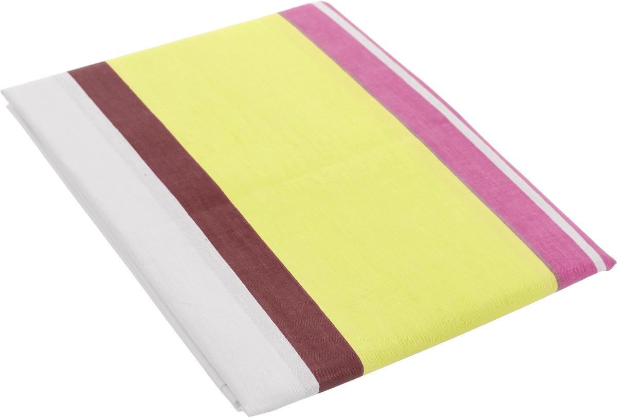 Наволочка Brielle Полосы, цвет: желтый, бордовый (272), 70 x 70 см531-105Наволочка Brielle Полосы выполнена из натурального ранфорса (100% хлопка).Высочайшее качество материала гарантирует безопасность. Наволочка гармонично впишется винтерьер вашего дома и создаст атмосферу уюта и комфорта. Ранфорс - это новая современная ткань из натуральных хлопковых волокон, которая прекрасно впитывает влагу, очень проста в уходе, а за счет высокой прочности способна выдерживать большое количество стирок.Рекомендации по уходу:- режим стирки при 40°C,- допускается деликатная химчистка,- отбеливание запрещено,- глажка при температуре подошвы утюга до 200°С,- рекомендуется щадящий барабанный отжим.