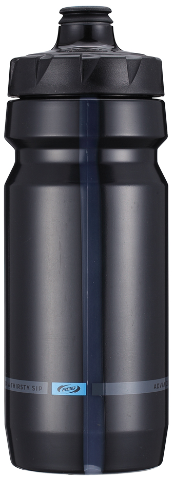 Фляга вело BBB 550ml. AutoTank autoclose black/silver