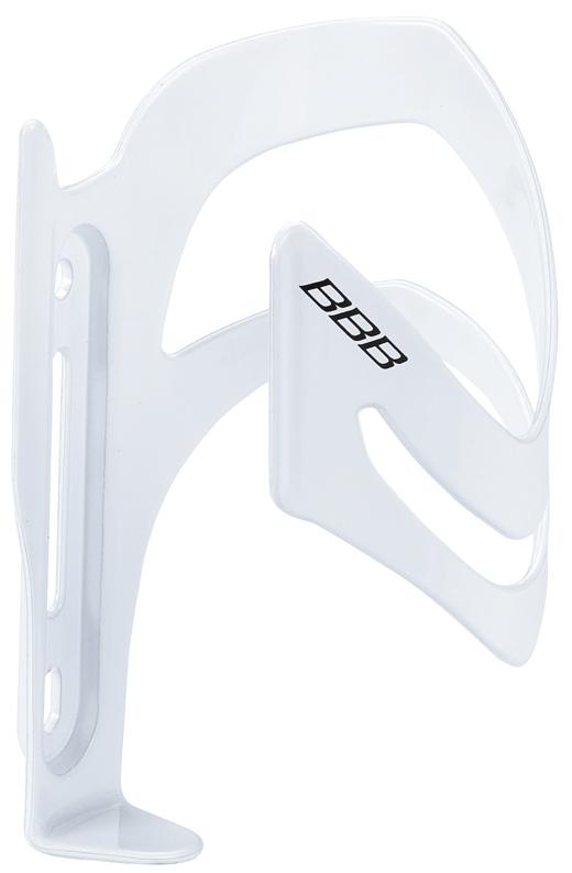 Флягодержатель BBB SideCage left, цвет: белыйMW-1462-01-SR серебристыйЛегкий и надежный флягодержатель BBB SideCage left выполнен из высококачественного пластика. Обеспечивает высокую безопасность и надежную фиксацию бутылке, крепится на раму болтами.