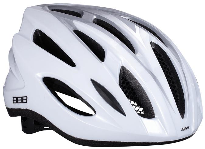 Летний шлем BBB 2015 helmet Condor white silverBHE-35
