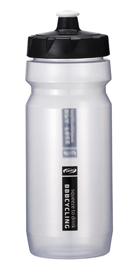 Бутылка для воды BBB CompTank, велосипедная, цвет: белый, черный, 550 млBWB-01Бутылка для воды BBB CompTank изготовлена из высококачественного полипропилена, безопасного для здоровья. Закручивающаяся крышка с герметичным клапаном для питья обеспечивает защиту от проливания. Оптимальный объем бутылки позволяет взять небольшую порцию напитка. Она легко помещается в сумке или рюкзаке и всегда будет под рукой. Такая идеальная бутылка небольшого размера, но отличной вместимости наполняет оптимизмом, даря заряд позитива и хорошего настроения. Бутылка для воды - отличное решение для прогулки, пикника, автомобильной поездки, занятий спортом и фитнесом. Высота бутылки (с учетом крышки): 21 см.Диаметр по верхнему краю: 5,5 см.Диаметр основания: 6,5 см.