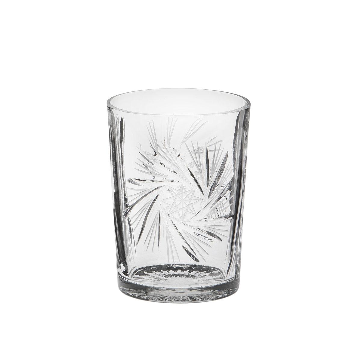 Стакан Дятьковский хрусталь Пинвилл, 235 мл. С187VT-1520(SR)Хрустальные стаканы – красивое и простое решение для украшения праздничного стола. Стаканы из хрусталя универсальны, они подойдут и для алкогольных напитков – вина, шампанского, и для освежающих – минеральной воды, компота или сока. Если в вашей домашней коллекции еще нет предметов хрустальной посуды, купить хрустальные стаканы стоит обязательно.