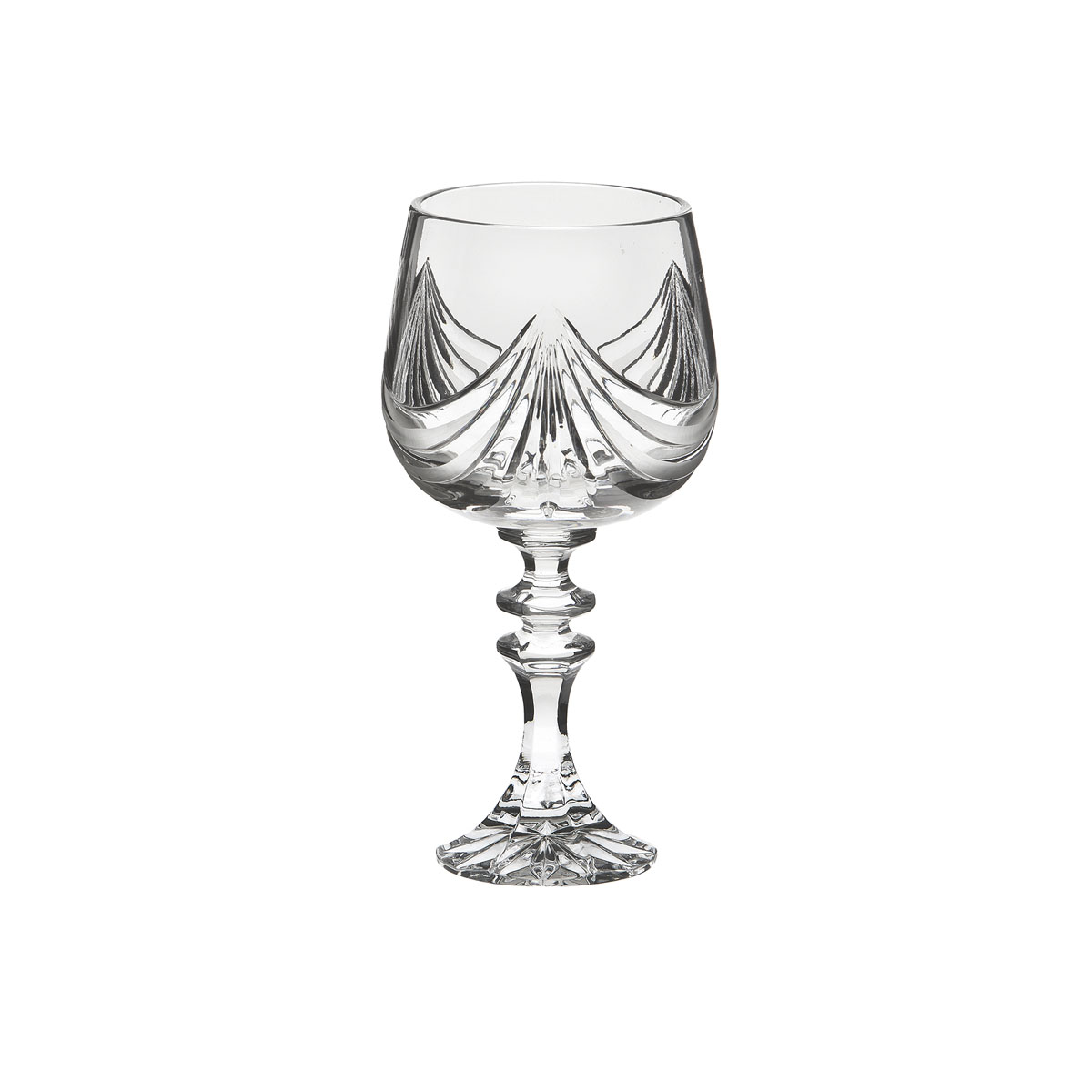Рюмка Дятьковский хрусталь Ностальгия, большая, 180 мл. С503/4FA-5125 WhiteХрустальные рюмки - пожалуй самая необходимая и прывичная часть посуды в каждом русском доме. Это посуда сугубо для алкогольных напитков. Вообще существует закономерность - чем крепче спиртной напиток, тем меньше объем рюмки, бокала или стопки. Хрустальные рюмки для водки - самые маленькие, а хрустальный рюмки для ликеров, коктейлей и вина - обычно больше.