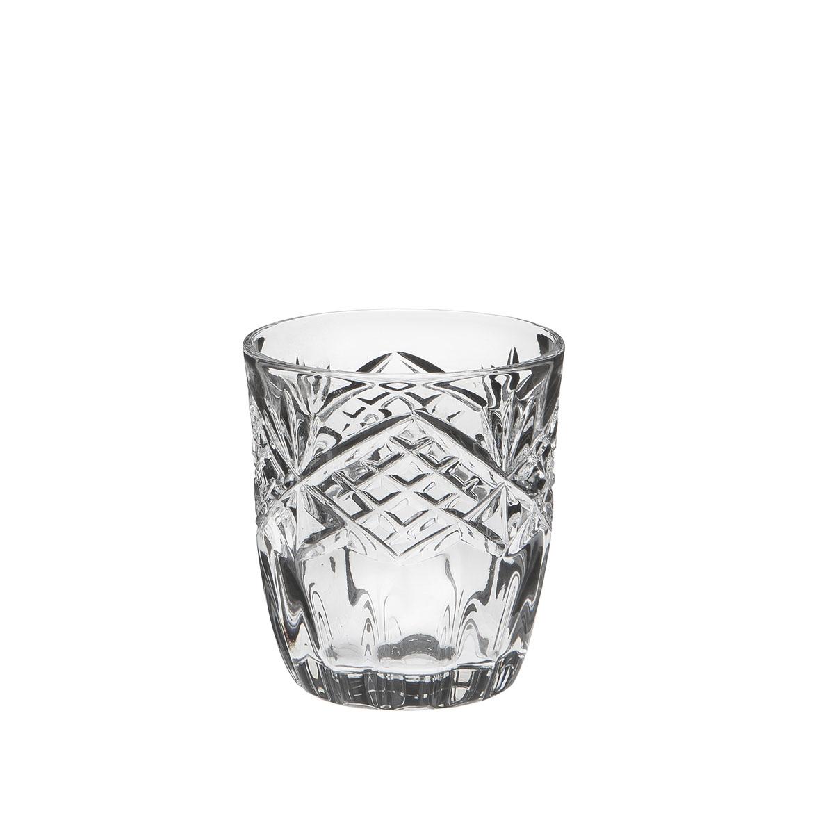 Стакан Дятьковский хрусталь Куст. Дуги, 65 мл. С/1VT-1520(SR)Хрустальные стаканы – красивое и простое решение для украшения праздничного стола. Стаканы из хрусталя универсальны, они подойдут и для алкогольных напитков – вина, шампанского, и для освежающих – минеральной воды, компота или сока. Если в вашей домашней коллекции еще нет предметов хрустальной посуды, купить хрустальные стаканы стоит обязательно.