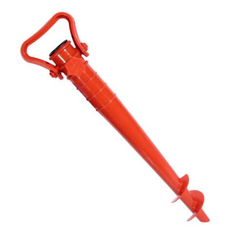 Подставка под зонт винтовая WILDMAN21395599Подставка под зонт - это надежное, удобное и практичное приспособление, позволяющее удерживать зонт в нужном положении.