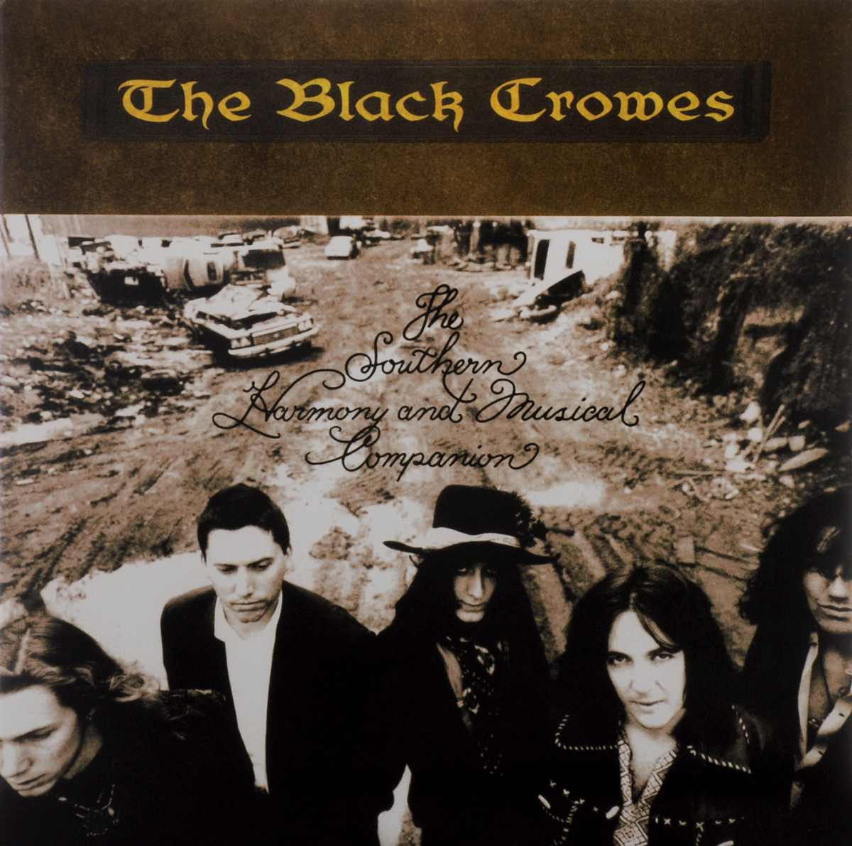The Black Crowes The Black Crowes. The Southern Harmony And Musical Companion (2 LP) the giver