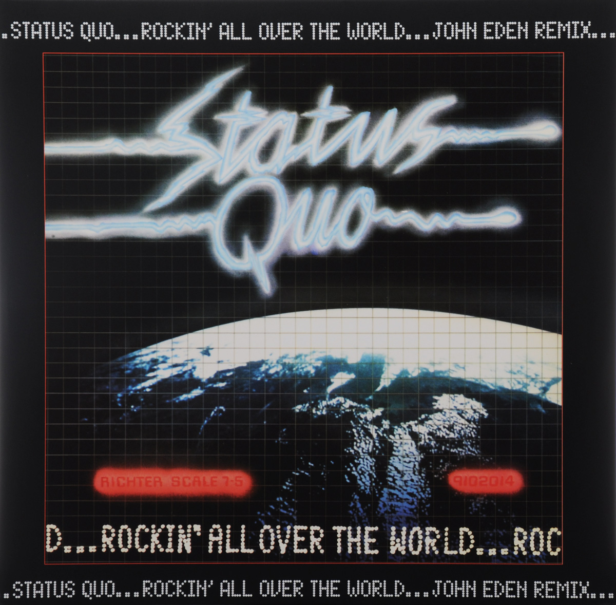 Status Quo Status Quo. Rockin' All Over The World (2 LP) guinness world records the videogame wii