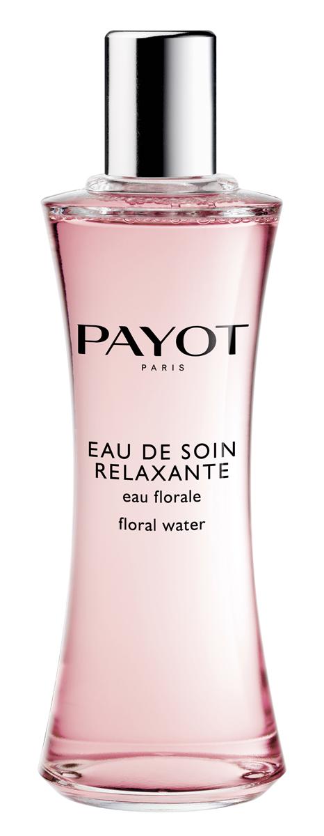 Payot Спрей-антистресс для ухода за телом Relaxante, 100 мл65100657Обогащенная микроэлементами и увлажняющими компонентами вода предлагает новый ритуал ухода! Интенсивно и надолго заряжает энергией и увлажняет кожу тела. Вода содержит высокие концентрации активных растительных компонентов с успокаивающим и смягчающим действием. Она снимает напряжение и возвращает комфорт коже тела, обеспечивая удовольствие и хорошее самочувствие.Одним простым жестом распылите воду по коже тела в любое время дня