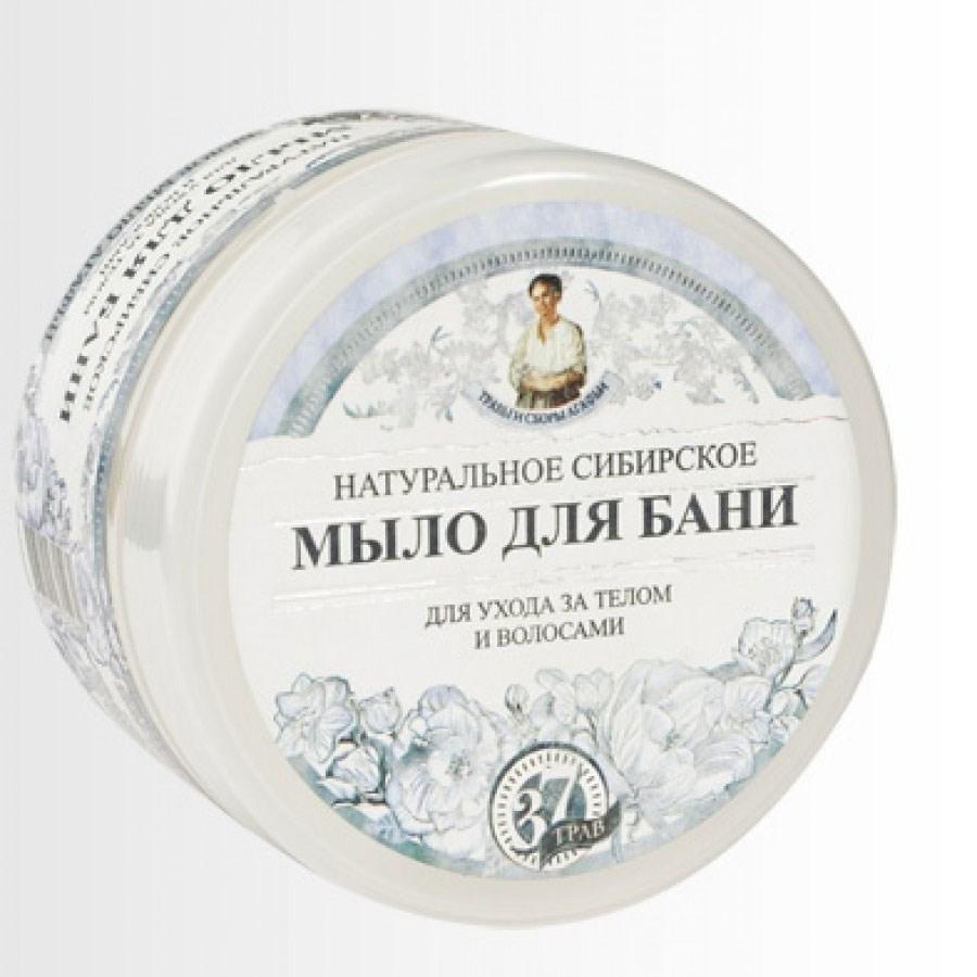 Травы и Сборы Агафьи. Мыло для бани Белое мыло Агафьи 500 млSatin Hair 7 BR730MNРедкие дикие растения содержат в себе феноменальное количество витаминов и полезных веществ,поэтому их экстракты незаменимы для ухода за кожей и волосами.В состав белого мыла,кроме множества сибирских трав, входят козье молоко,экстракт белой ивы и несколько самых ценных для кожи и волос масел,что делает данный продукт наиболее питательным,легким и душистым. Мыло можно использовать как шампунь и как гель для душа. Наслаждайтесь новым белым мылом для бани!