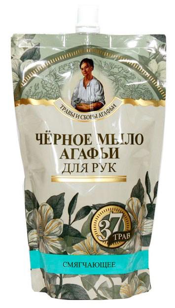 Черное мыло Агафьи мыло черное для рук 500 мл. (дойпак)5010777139655Мыло для рук создано на основе всеми любимого и завоевавшего доверие потребителей «Черного мыла» специально для ежедневного ухода за кожей рук.