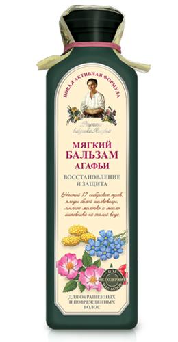 Рецепты бабушки Агафьи бальзам Мягкий Агафьи восстановление и защита 350 мл