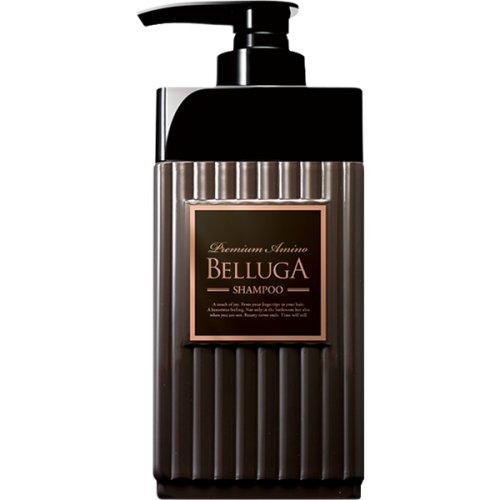 Шампунь Belluga Premium Amino Премиум-шампунь для волос, 400 млFS-00897Шампунь Премиум с 18-ю аминокислотами предназначен для непослушных и вьющихся, сухих или ломких волос. А также для окрашенных и волос после химической завивки.Аминокислоты, входящие в состав комплекса: аспарагиновая кислота, натрий, аланин, аргинин, изолейцин, глицин, глутаминовая кислота, серин, таурин, тирозин, треонин, валин, гистидин, L-гистидина гидрохлорид, фенилаланин, пролин, L-лизина гидрохлорид, лейцин.Рекомендуется использовать в комплексе с бальзамом для волос той же линии.